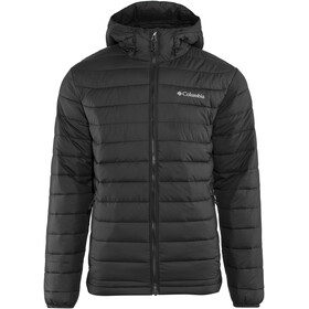 Columbia Powder Lite Hooded Jacket Men Black